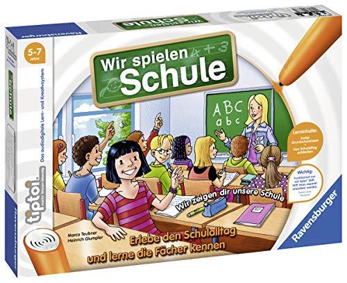 Ravensburger: tiptoi - Wir spielen Schule