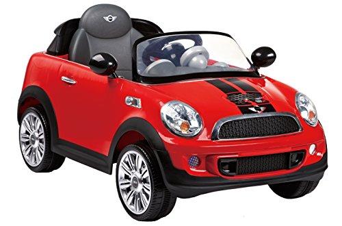 ROLLPLAY Elektrofahrzeug mit Fernsteuerung und Rückwärtsgang, Für Kinder ab 3 Jahren, Bis max. 35 kg,...