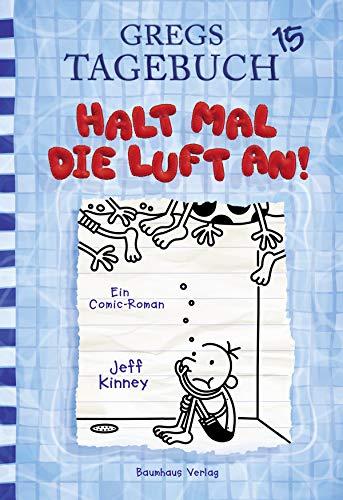 Gregs Tagebuch 15 - 'Halt mal die Luft an!'