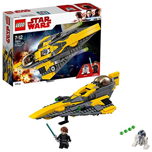 LEGO 75214 Star Wars Anakin's Jedi Starfighter™ (Vom Hersteller nicht mehr verkauft)