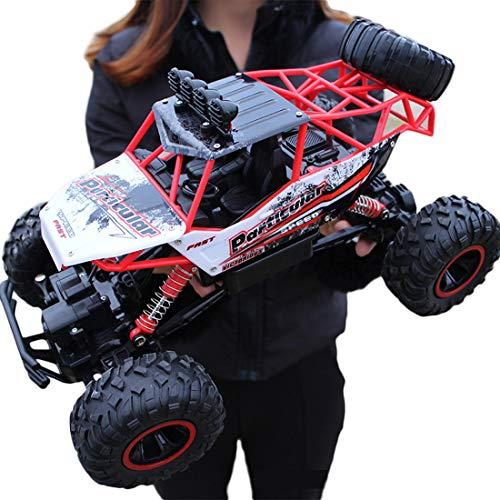 AMITAS Ferngesteuertes Auto RC Buggy RC-Monstertruck 4WD 1:12 RC Auto Geländewagen 10 KM/H Off-Road...