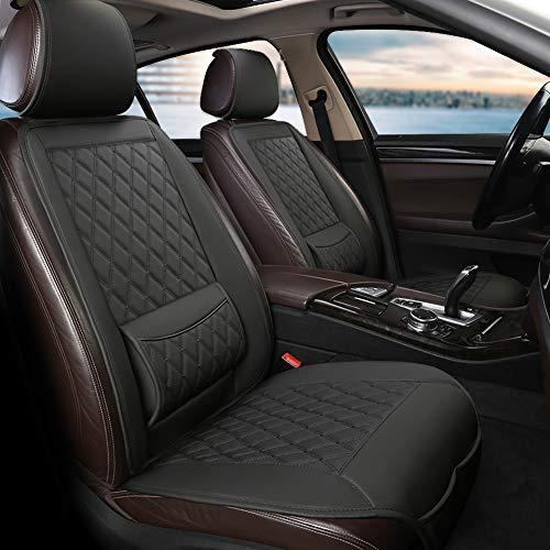 West Llama Universal Fit Auto Sitzauflagen, Autositzbezüge Vordersitze mit Lordosenstütze und...
