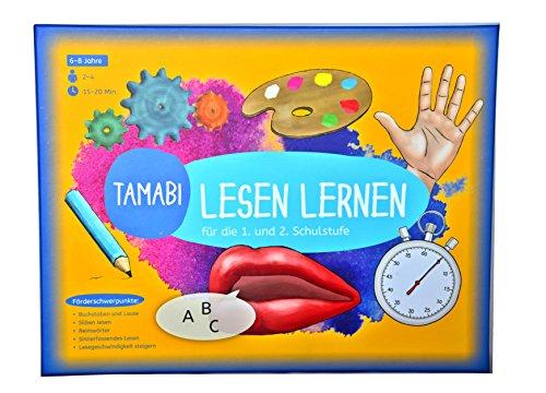 Tamabi: Lesenlernen für die 1. und 2. Klasse