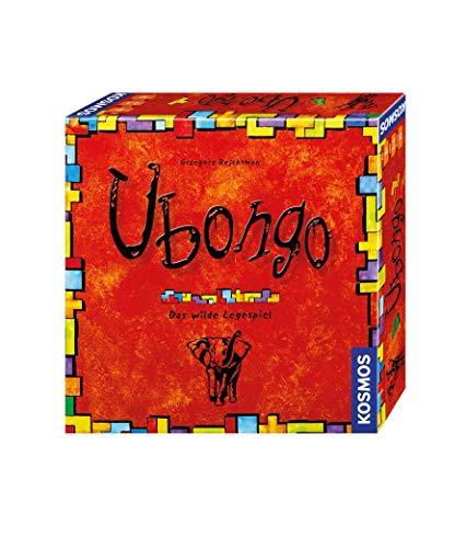 Kosmos 692339 - Ubongo, Das wilde Legespiel, Brettspiel-Klassiker für 1-4 Spieler ab 8 Jahren, Edition...