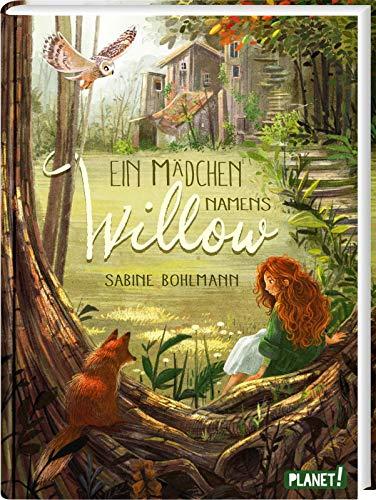 Ein Mädchen namens Willow 1: Ein Mädchen namens Willow: Kinderbuch ab 10 Jahren über einen magischen...