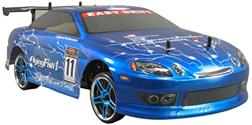 Amewi 21027 Bad Boy Driftcar Brushed 1:10 RTR