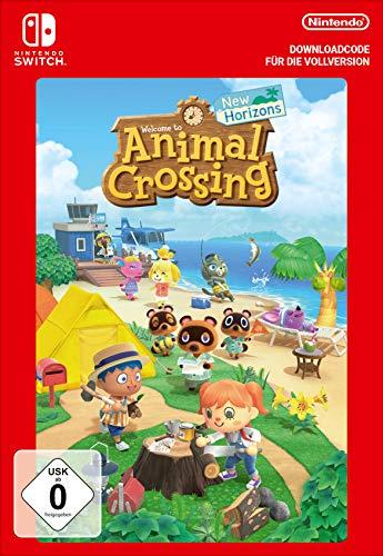 'Animal Crossing: New Horizons Standard' für Nintendo Switch - freigegeben ab 0 Jahre, spielbar ab 6 Jahre