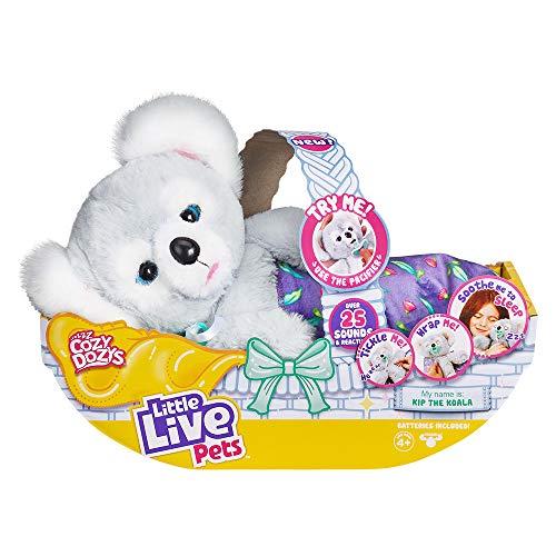 Little Live Pets 26233 Kuschliger, verschlafener Koala