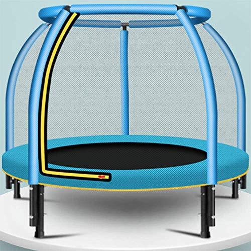 BXYY Kindertrampolin Mit Netzschutz - Bewegung, Sicherheitsschutz, Gewicht 200Kg, Bewegung, Kinder Von...