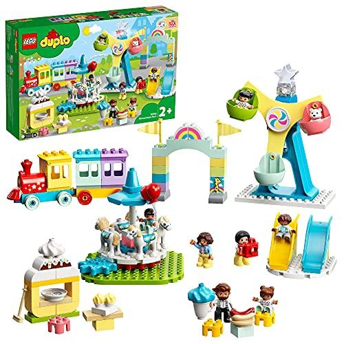Spielzeug-Freizeitpark 'Erlebnispark' von LEGO duplo