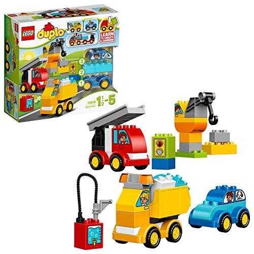 LEGO duplo - Meine ersten Fahrzeuge