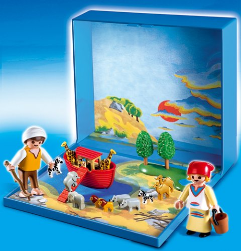 PLAYMOBIL® 4332 - MicroWelt Arche Noah