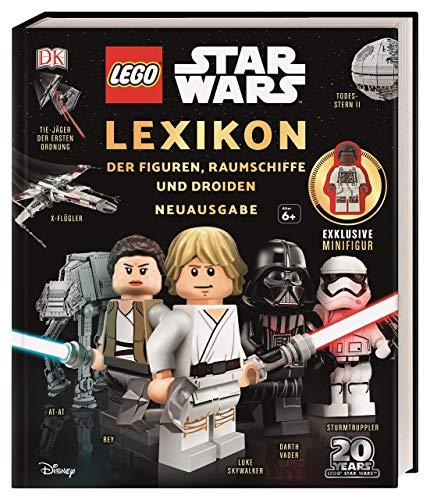 LEGO® Star Wars™ Lexikon der Figuren, Raumschiffe und Droiden: Neuausgabe. Mit exklusiver Minifigur...
