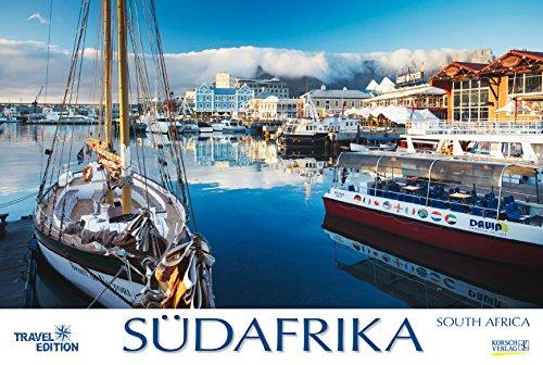 Südafrika 212219 2019: Großer Foto-Wandkalender mit Bildern Afrika. Travel Edition mit...