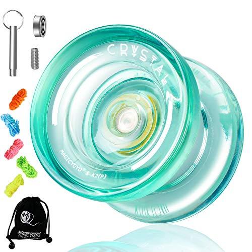 YOSTAR Magic Yoyo Responsive JoJo für Kinder K2 Plus, Doppelzweck JoJo für Anfänger, Ersatz Nicht...