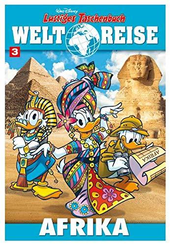 Lustiges Taschenbuch Weltreise 03: Afrika