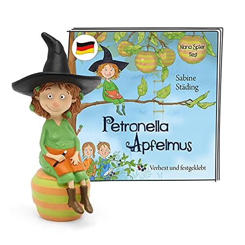 tonies Hörfiguren für Toniebox, Petronella Apfelmus – Verhext und festgeklebt, Hörspiel für Kinder...