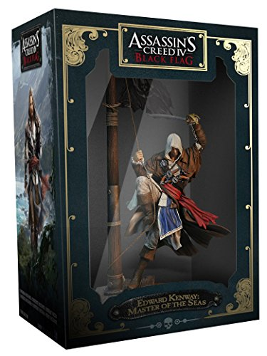 Assassin's Creed Edward Kenway: Master of the Seas Figur