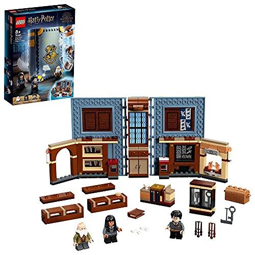 Harry Potter-Bauset 'Hogwarts Moment: Zauberkunstunterricht' von LEGO Harry Potter