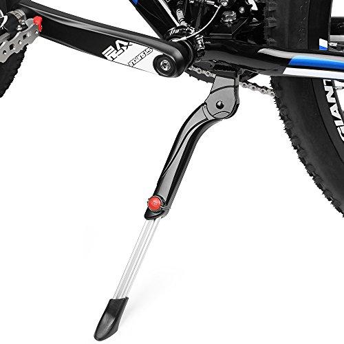 BV Fahrradständer, Seitenständer Faltbarer Fahrrad Ständer Einstellbarer Universal Fahrrad Ständer,...