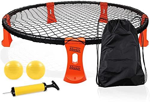 Mookis Ball Outdoor Spieleset Spike Games Set Spiel für den Hinterhof, Strand, Park, drinnen