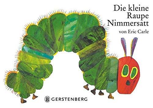 Die kleine Raupe Nimmersatt (Pappbilderbuch)