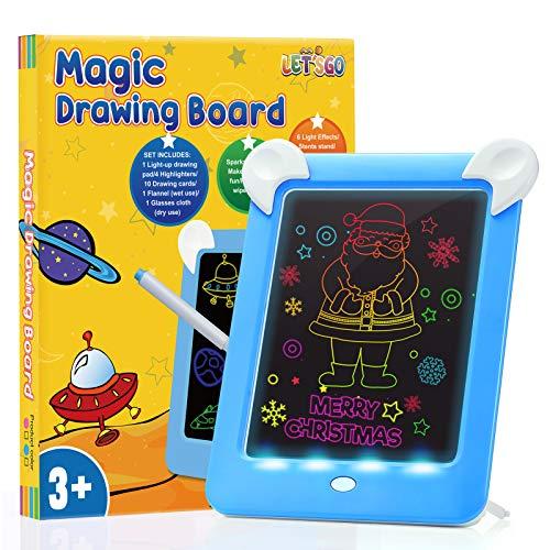 ATOPDREAM Kinder Spiele ab 3 Jahre, Magic pad Kinder Kinder Geschenke für Jungen ab 3 4 5 Kinderspiele...