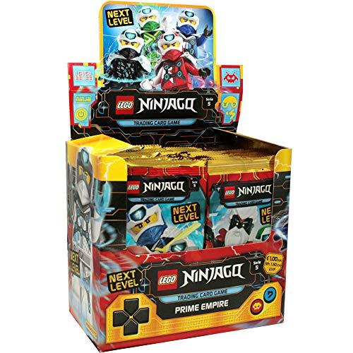 Lego 180965 Ninjago Serie V Next Level, Display mit 50 Boostern