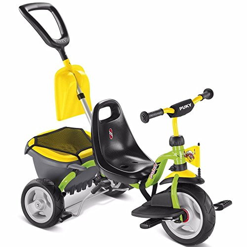 Puky Dreirad CAT 1 SP grün/gelb