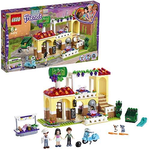 LEGO 41379 - Friends HeartlakeCity Restaurant, Bauset