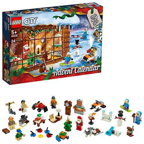 LEGO City Adventskalender 2019
