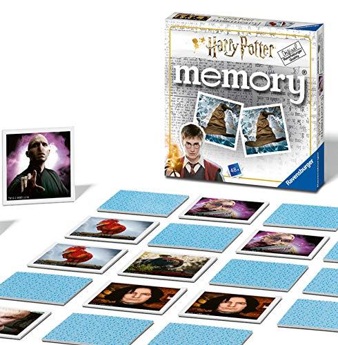 Ravensburger 20560 - Harry Potter Mini Memory-Spiel,