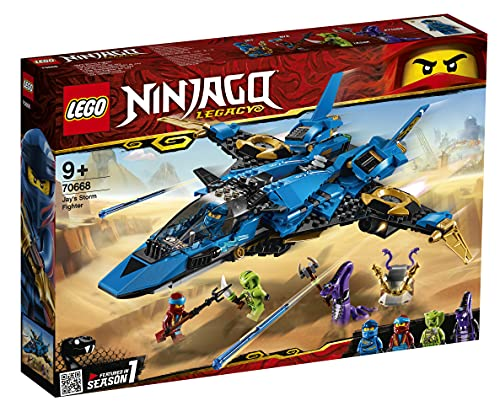 Lego Ninjago LEGONINJAGO 70668 Jays Donner-Jet