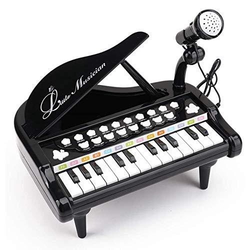 AAFF 1Set Säuglingsspiel Educational Elektronisches Klavier, Spielzeug Keyboard Junge Mädchen Finger...