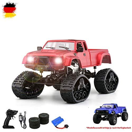 HSP Himoto 2.4GHz RC Ferngesteuerter 4WD Off-Road Truck Crawler Pickup Geländewagen Fahrzeug...