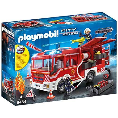 Bombero Playmobil 70147 City Action
