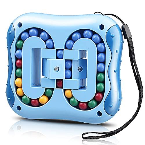 Magic Beans IQ Game Rotating Finger Cube Spiel Zauberwürfel IQ Puzzle Magiccubes Fidget Spielzeug Brain...