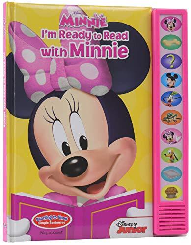 Disney Minnie Mouse: I'm Ready to Read with Minnie