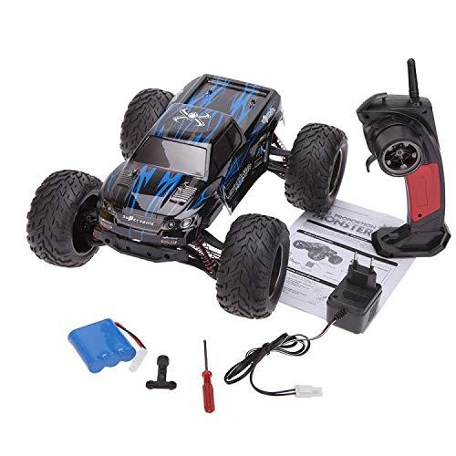 s-idee® 18294 9115 RC Auto Buggy wasserdichter Monstertruck 1:12 mit 2,4 GHz über 40 km/h schnell,...