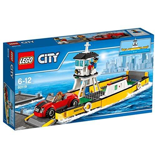 LEGO City 60119 - Fähre