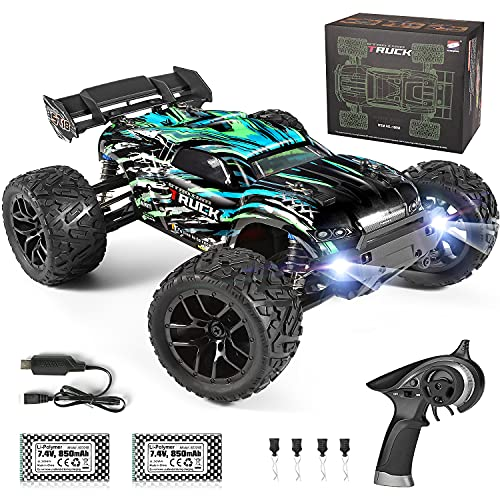 HAIBOXING Ferngesteuertes Auto, 2,4 GHz 1:18 Proportional 4WD 36+ km/h Hobby RC Auto Offroad Monster RC...