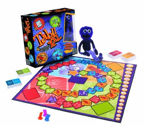 Hasbro 5010994181789 4199100 Tabu XXL, Party-Edition des beliebten Spieleklassikers, ab 12 Jahren...