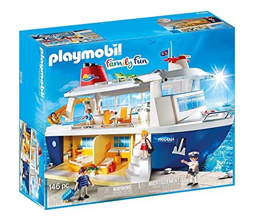 PLAYMOBIL Family Fun 6978 Kreuzfahrtschiff, ab 6 Jahren
