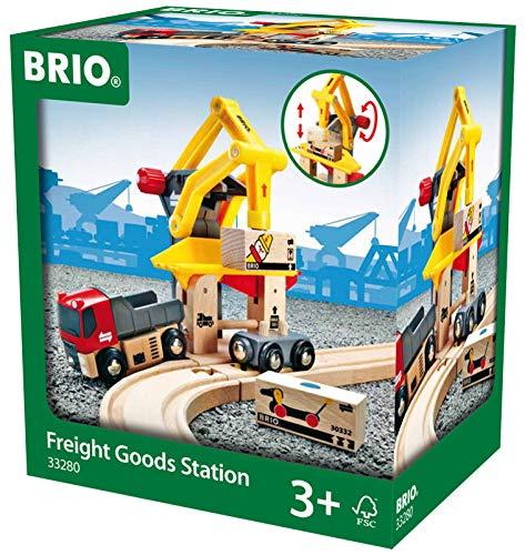 BRIO World 33280 - Frachtverladestation