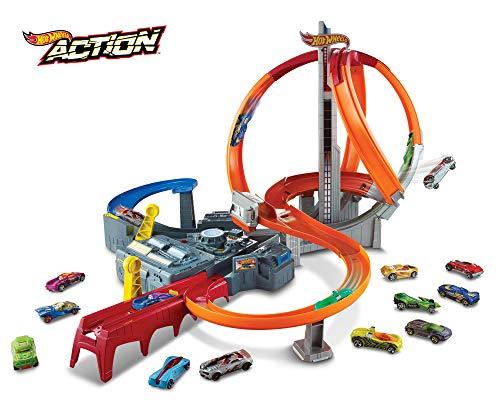 Hot Wheels CDL45 Action Mega Crash Superbahn
