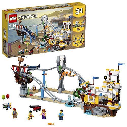 LEGO 31084 Creator Piraten-Achterbahn (Vom Hersteller nicht mehr verkauft)