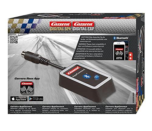 Carrera 30369 AppConnect – Bluetooth-Adapter für die bahn DIGITAL 124 oder DIGITAL 132 –...
