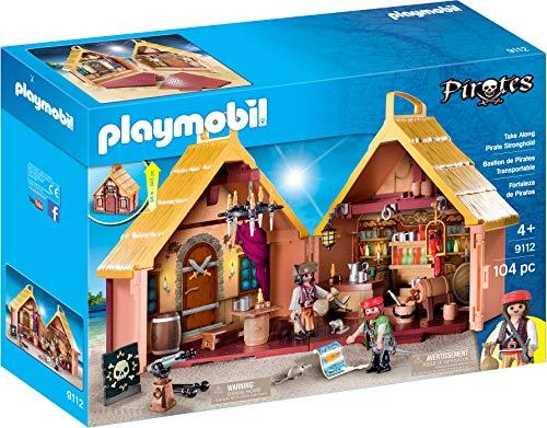 Playmobil Stronghold 9112 Pub Piraten-Tragetasche