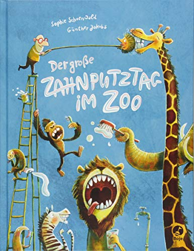 Der große Zahnputztag im Zoo: Band 1 (Ignaz Igel, Band 1)