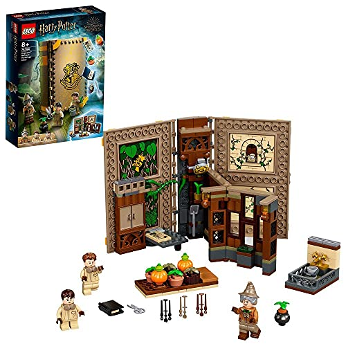 LEGO76384HarryPotterHogwartsMoment:KräuterkundeunterrichtSet,SpielzeugkoffermitMinifi...